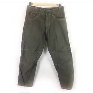 KUHL | Revolvr pants dark olive green 31x30